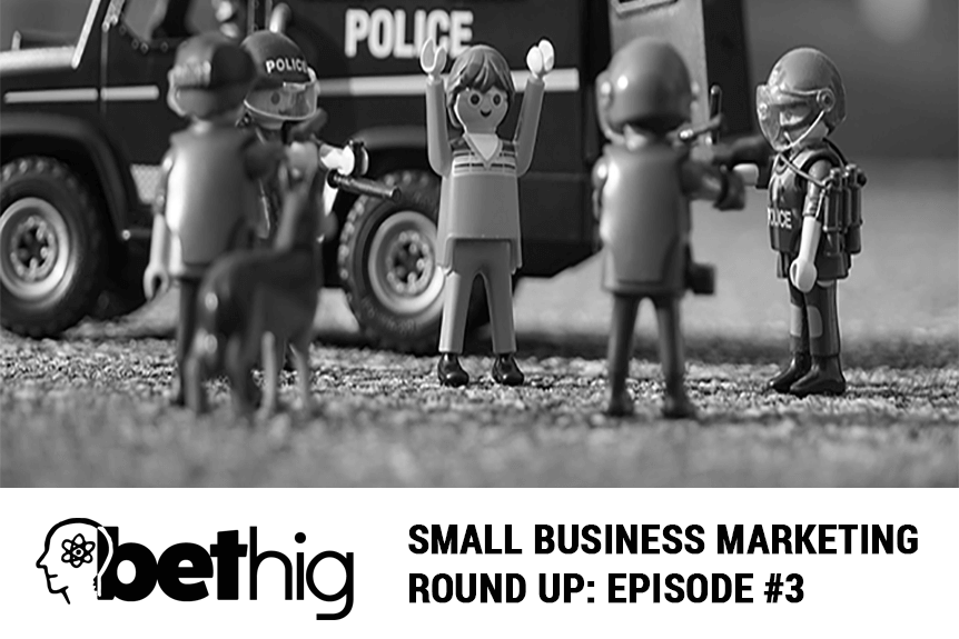 Small Business Marketing Round Up- Episode #3