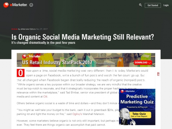 https://www.emarketer.com/content/is-organic-social-media-marketing-still-relevant